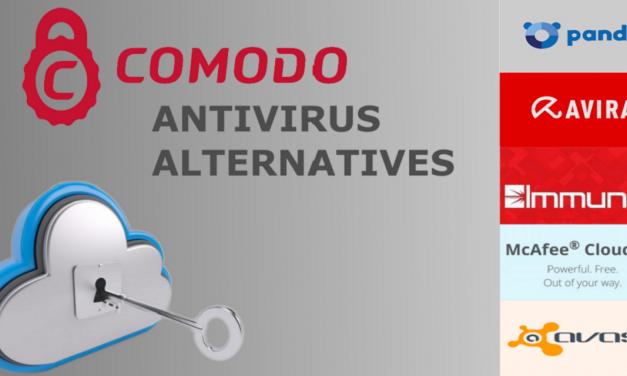 Comodo Cloud Antivirus Alternatives