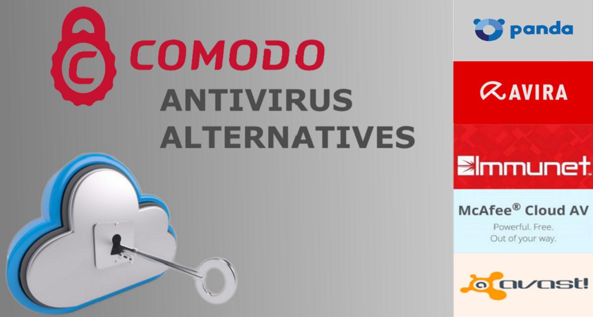 Comodo Cloud Antivirus Alternatives - 5 Best Cloud Services