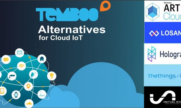 Temboo Alternatives for Cloud IoT