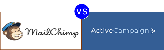 MailChimp vs ActiveCampaign