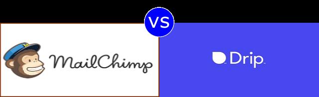 MailChimp vs Drip