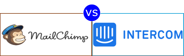 MailChimp vs Intercom