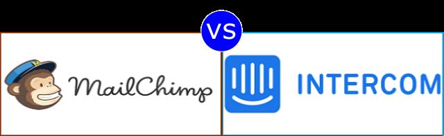 MailChimp vs Intercom