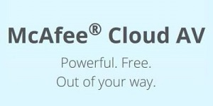 McAfee Cloud Antivirus
