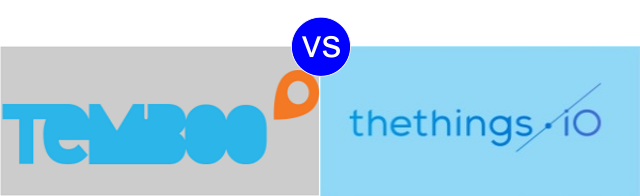 Temboo vs Thethings.io