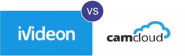 Invideon vs Camcloud