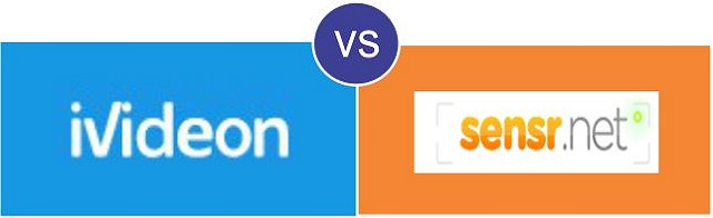 Invideon vs Sensr.net