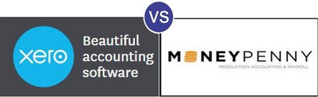 Xero vs MoneyPenny.me