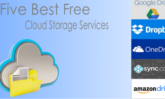 Five Best Free Cloud Storage Services of 2017