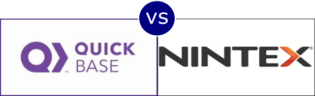 QuickBase vs Nintex