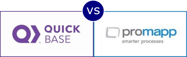 QuickBase vs Promapp