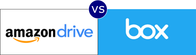 Amazon Drive vs Box.com