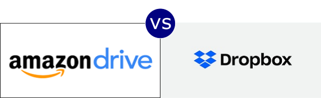 Amazon Drive vs Dropbox