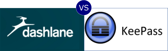 Dashlane vs KeePass