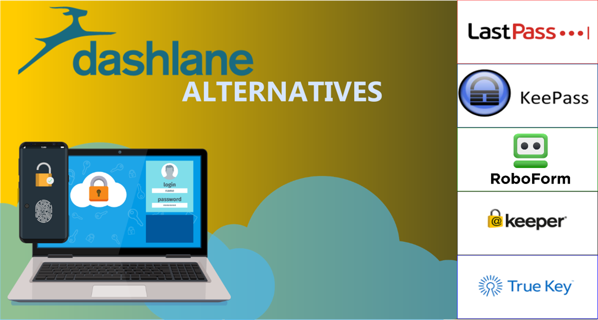 Dashlane Alternatives