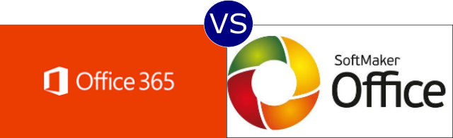 Office 365 vs SoftMaker Office