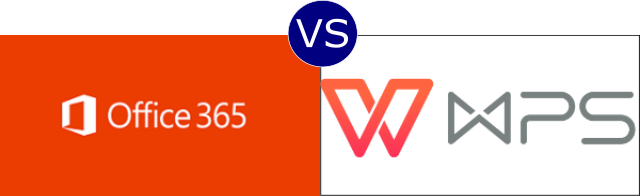 Office 365 vs WPS Office