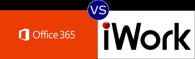 Office 365 vs iWork