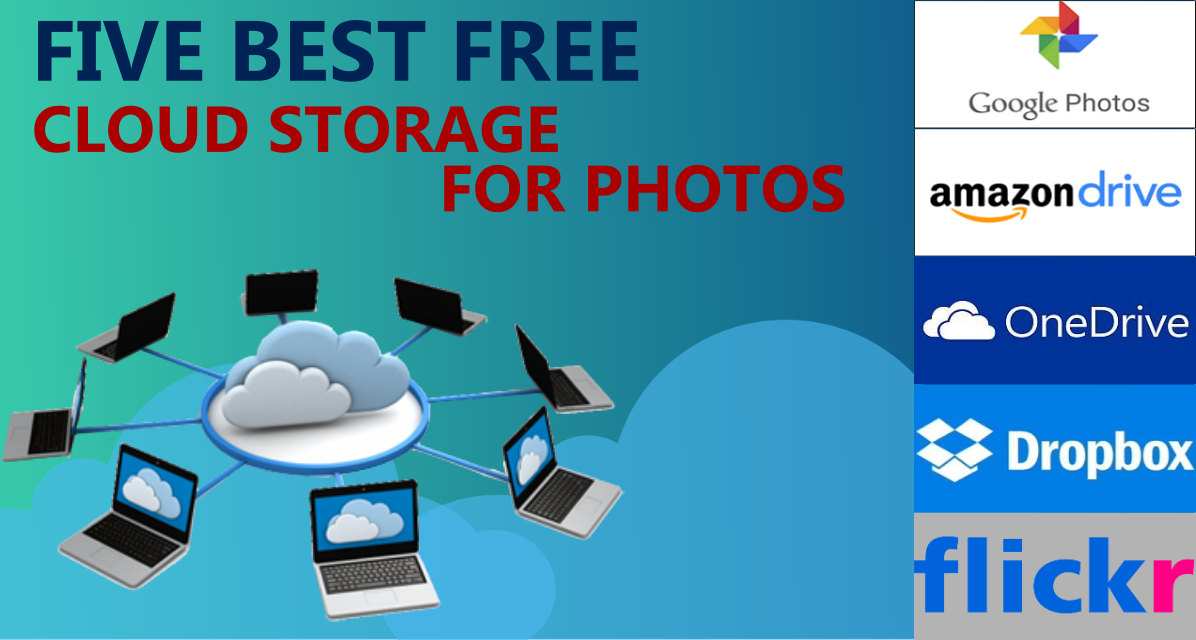 Five Best Free Cloud Storage Services for Photos