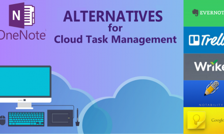 OneNote Alternatives for Cloud Task Management