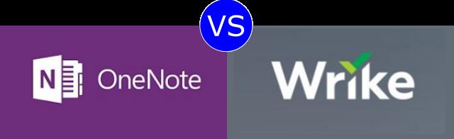 OneNote vs Wrike