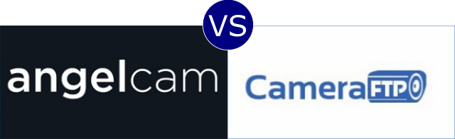 Angelcam vs CameraFTP