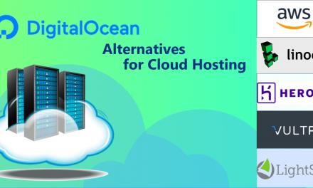 DigitalOcean Alternatives for Cloud Hosting