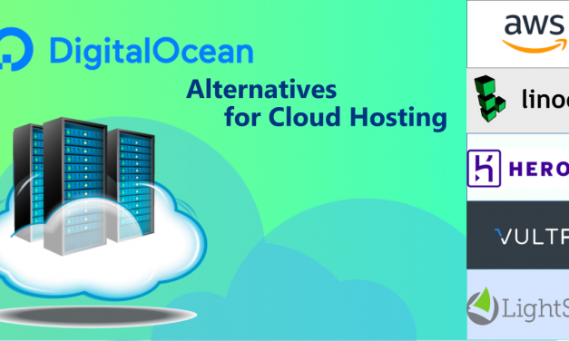 DigitalOcean Alternatives for Cloud Hosting