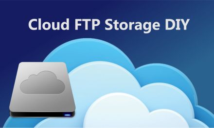Cloud FTP Storage DIY: How to setup an inexpensive FTP server in the cloud